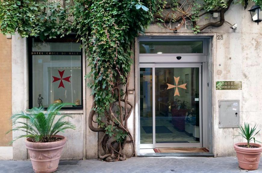Hotel croce di malta roma